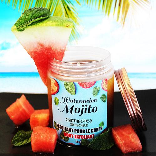 Cheers to Summer- Watermelon Mojito Body Exfoliant