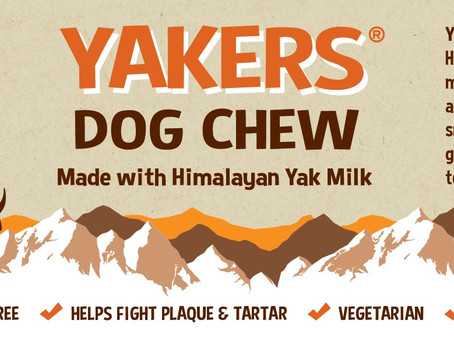 Yakers are now available from Bay Tree reception