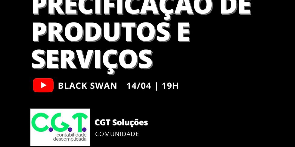 Community Live: Precificação de produtos e serviços