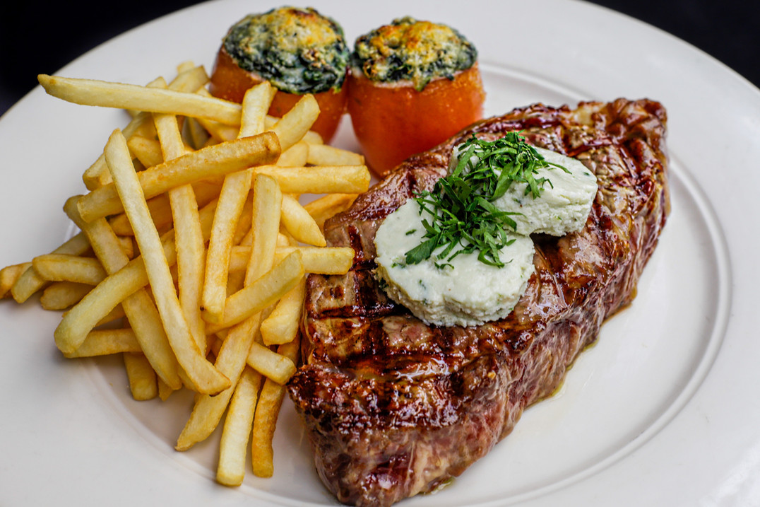 Aspen Ridge Dry Aged Prime NY Steak