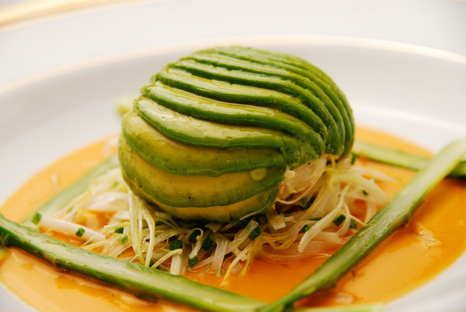 Dungess Crab Salad