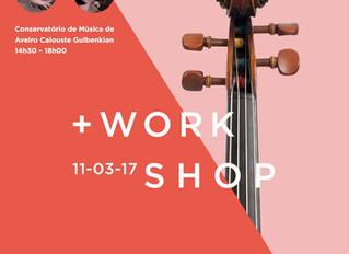 Apresentação e workshop d'O Meu Primeiro Livro de Violino
