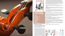 O Meu Primeiro Livro de Violino  na Revista CORDAS