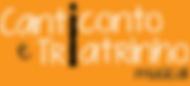 TRIATRINHO  e CANTICONTO branco e laranj