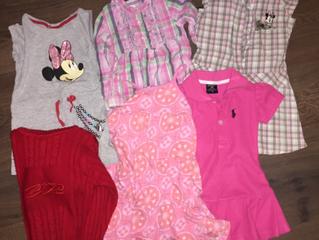 Vi trenger klær til barn i skolealder