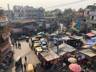 Oslo-Delhi-Khajuraho
