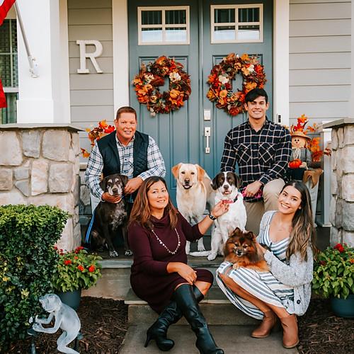 Ramos Family Portraits