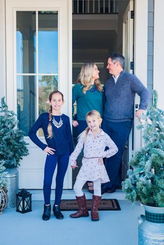 Catawba Living- Jan Issue Barrett Family