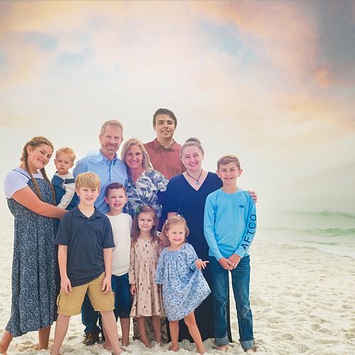 Cameron Beach Portraits | Destin Florida
