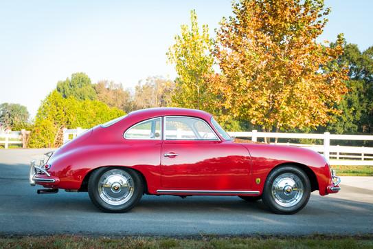1958 356 Porche Automotive Photography S