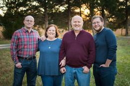 Price Family Portraits Fall 2019 Simona
