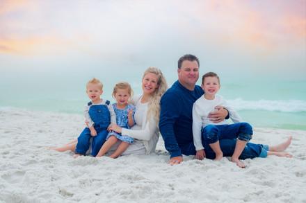 Johnson Family Destin Florida SimonaWalt