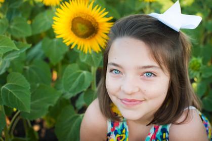 Forrester Sunflower Portraits Rota Spain