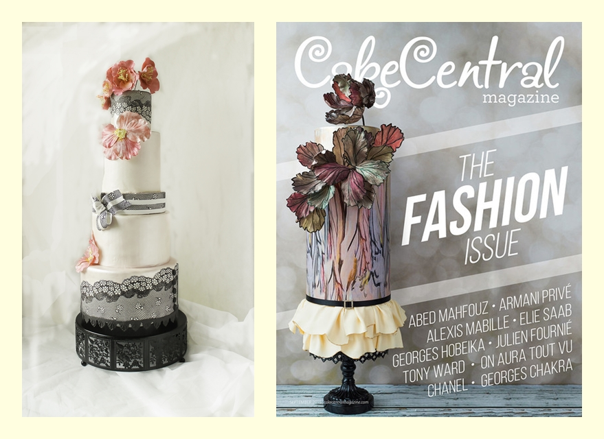 Cake Central Magazine Fashion Issue