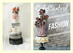 Cake Central Magazine Fashion Issue
