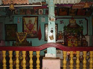 Shri Dattaswarupi Padmatai Mandir Old Garbhagudi