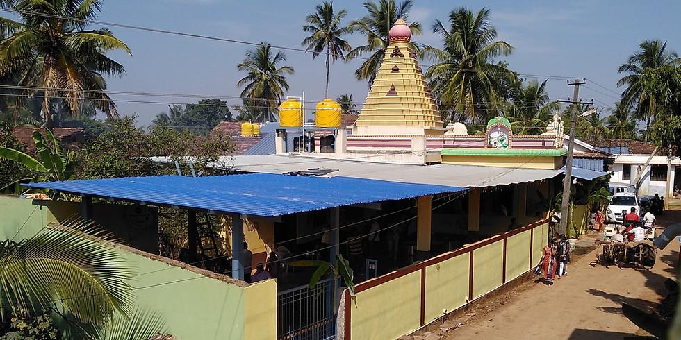 Shri Dattaswarupi Padmaataayi-Datta Mandir 9th Varshikotsava