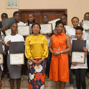 Lancement de STEM DRC Initiative!