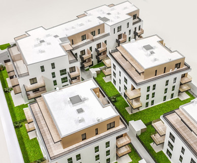 Architekturmodelle für Immobilien in Wien und ganz Österreich
