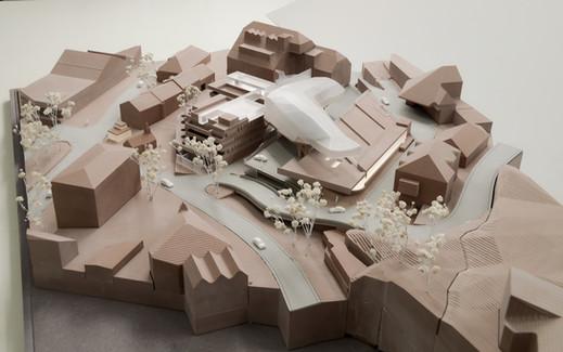 Präsentationsmodell von Scala Matta Modellbau, Wien