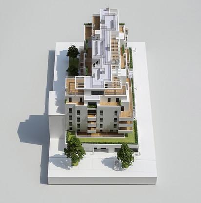 Präsentationsmodell von Scala Matta Modellbau Studio, Wien