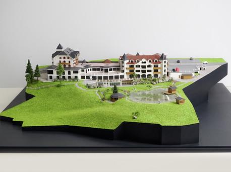 Präsentationsmodell von Scala Matta Modellbau Studio