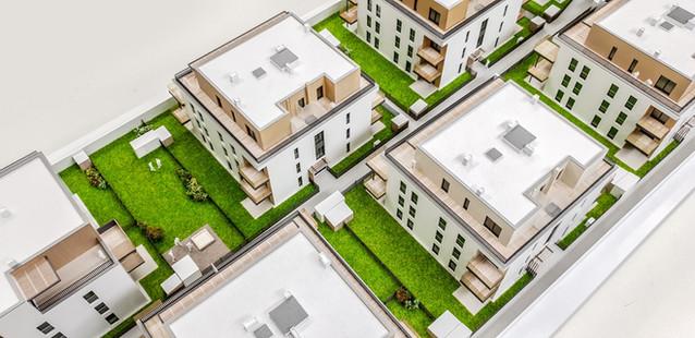 Architekturmodelle für Immobilien von Scala Matta Modelbau Studio, Wien