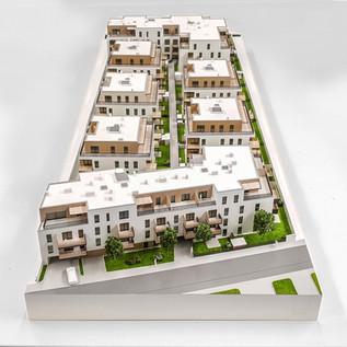 Architekturmodelle für Immobilien von Scala Matta Modelbau Studio