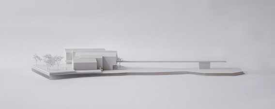 Wettbewerbsmodell von Scala Matta Modellbau