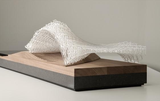 Landschaftsmodell von Scala Matta Modellbau, Wien