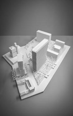 Architekturmodell von Scala Matta Modellbau Studio, Wien