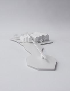 Wettbewerbsmodelle von Scala Matta Modellbau Studio, Wien