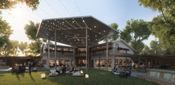 Haute Spot Music and Events Venue Central Canopy