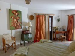 First floor bedroom detail