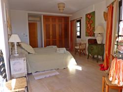 First floor bedroom view
