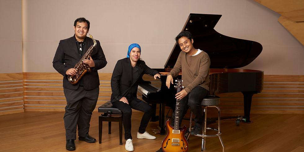 LASALLE JAZZ BAND @ Thailand Jazz Competition