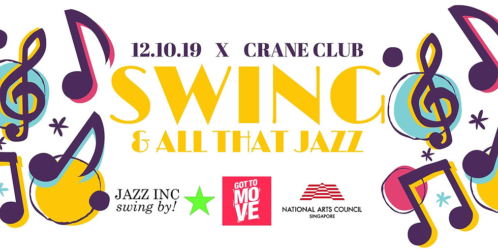 Swing and All That Jazz (Got to Move) by Jazz Inc.