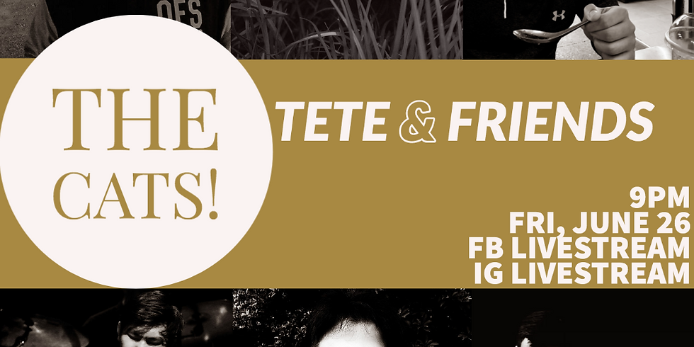 Tete & Friends - The Cats