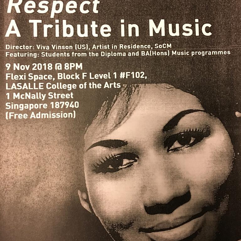 Aretha Franklin Tribute Show