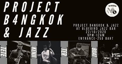 Project b4ngkok and jazz (4 members) (2)