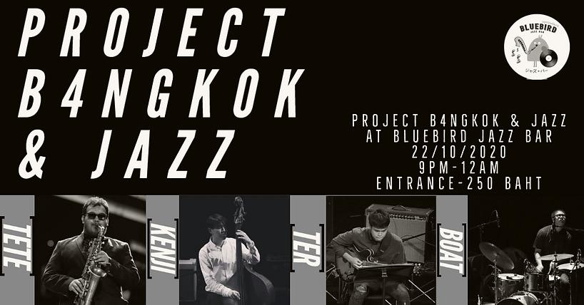 Project b4ngkok and jazz (4 members) (2)