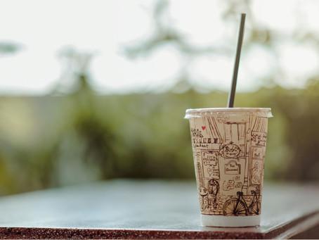 Τέλος Ο Καφές Σε Πλαστικό δια Νόμου-Εναλλακτικά Καλαμάκια Και Κούπες.