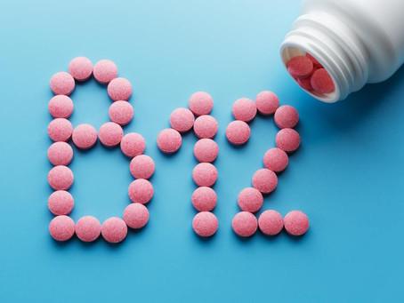 Ανεπάρκεια B12 και συμπληρώματα σε ζώα εκτροφής.