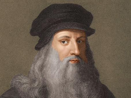 Leonardo da Vinci Ακτιβιστής για τα δικαιώματα των ζώων του 15ου αιώνα και αυστηρός χορτοφάγος.