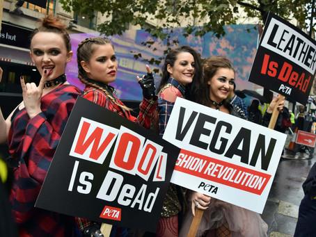 Τι είναι η Vegan μόδα;Ποια υλικά πρέπει να αποφεύγετε ως Vegan.