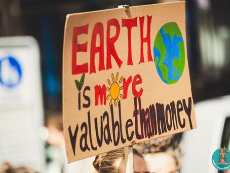 Γιατί πρέπει να κηρύξουμε Παγκόσμια Κλιματική Κατάσταση 'Εκτακτης Ανάγκης Τώρα!