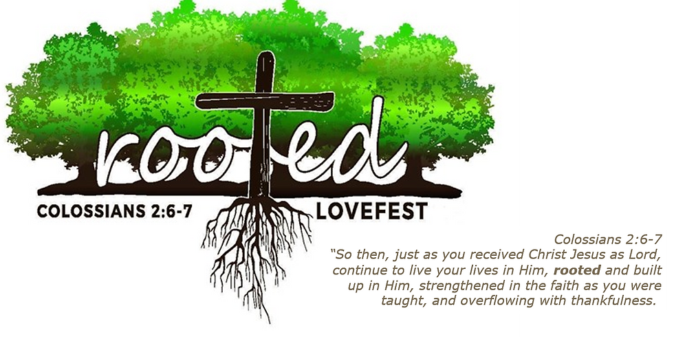 LoveFest20: Rooted