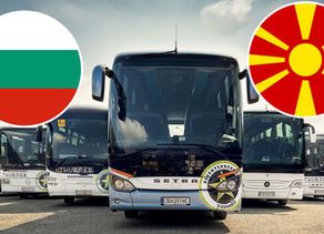 Sofia to Skopje Bus - 2019 PRICES & TIMETABLE