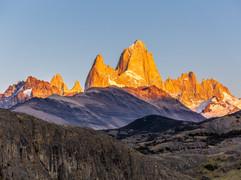 Tapshanov - Fitz Roy, Patagonia, Argentina