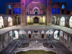 Tapshanov - Kashan, Iran
